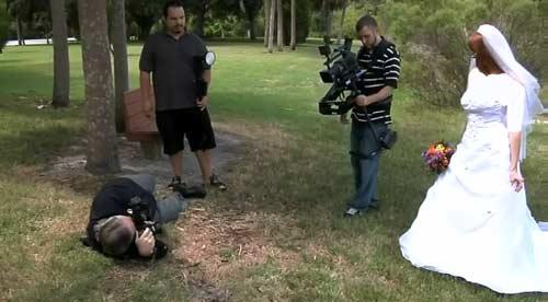 تکنیک های عکاسی عروسی حرفه ای