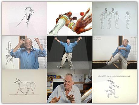 فیلم آموزش طراحی انیمیشن کارتونی