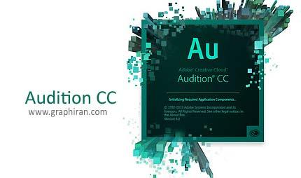 خرید پستی Adobe Audition CC