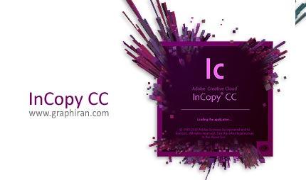 خرید پستی Adobe InCopy CC
