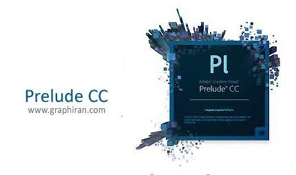 خرید پستی Adobe Prelude CC