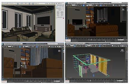 آموزش فارسی جامع تکنیک های 3Ds Max