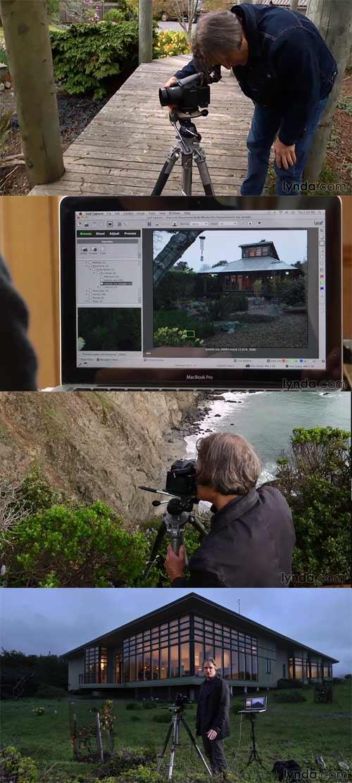 فیلم آموزشی عکاسی محیط خارجی ساختمان