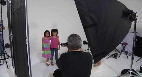 فیلم آموزش عکاسی از کودک