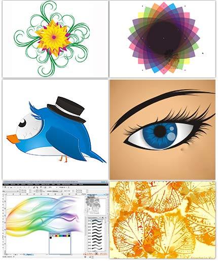 آموزش جامع نرم افزار Corel Draw X6