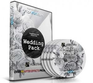 خرید پروژه های افتر افکت آماده مخصوص عروسی محصول VideoHive