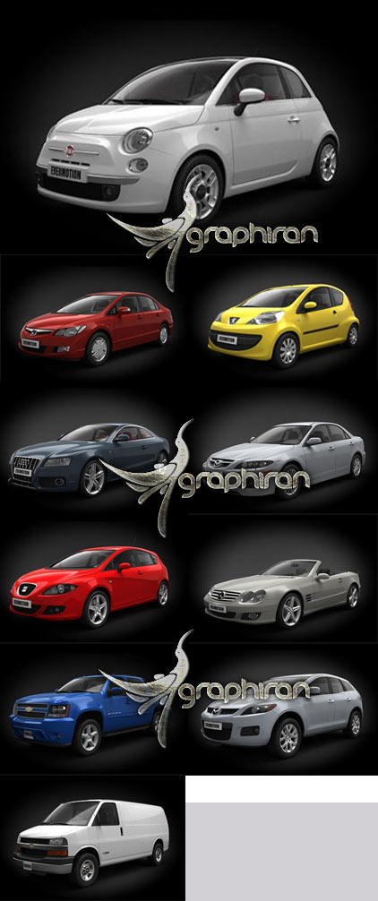 خرید HDModels Cars vol. 2