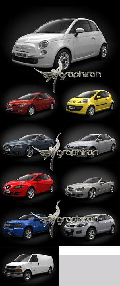 خرید HDModels Cars vol. 2