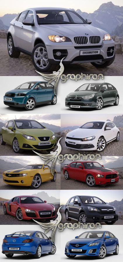 خرید HDModels Cars vol. 3