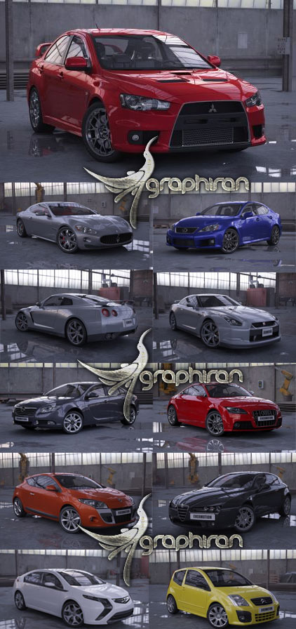 خرید HDModels Cars vol. 4