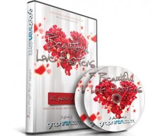 خرید بسته پوسترهای عاشقانه و رمانتیک PSD لایه باز – شماره ۳