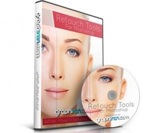 مجموعه ابزارهای حرفه ای روتوش و آرایش عکس در فتوشاپ