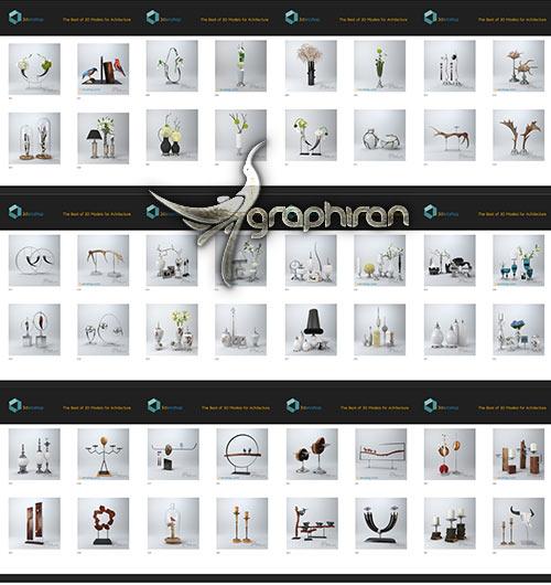 Decorations 1-100 Models