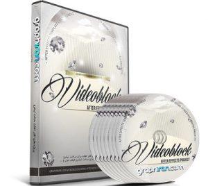 خرید مجموعه پروژه های آماده افتر افکت ساخت اینترو محصول VideoBlocks